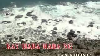 Videoke - Nilunok Kong Lahat (And Mga Sinabi Ko) by Selina Sevilla Part 2