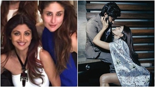 Shilpa Supports New Mommy Kareena | Whats Brewing Between Jacqueline Harshvardhan