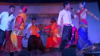 Aam ma Dhonga re Pera mai Dance performance by Hari Hariyar Dance Group Polasdiha