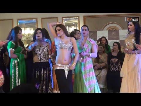 SHAKEERA - GHAZAL @ PAKISTANI WEDDING PARTY MUJRA 2016