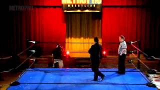 Metro Pro Wrestling - Show 122