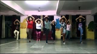 banjara ek villain choreography by rockstar academy chandigarh
