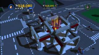 Lego Batman 2 DC Super Heroes: Hidden Level Lego Gotham City - HTG
