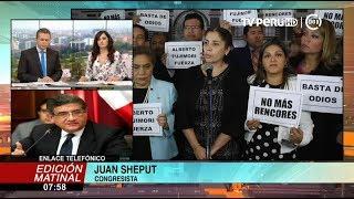 La Botica: Sheput afirma que nuevo chat muestra que FP buscaba blindar a Hinostroza