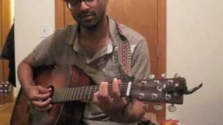 Gourab De, a sophisticate, sings Dipjol's