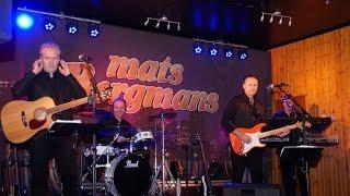Tallparkens Fredagsdans den 3 mars 2017 musik Mats Bergmans