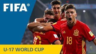 Match 50: Mali v Spain – FIFA U-17 World Cup India 2017
