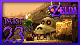 The Legend of Zelda: Majora's Mask 3D - Part 23 - Ikana Graveyard