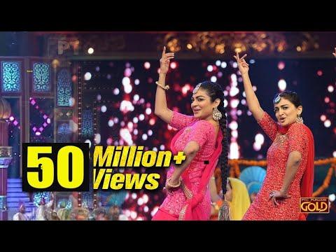 Xxx Mp4 Watch Bajwa Sisters Neeru Bajwa Rubina Bajwa Performing LIVE At PTC Punjabi Film Awards 2018 3gp Sex