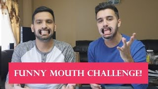 FUNNY MOUTH CHALLENGE!