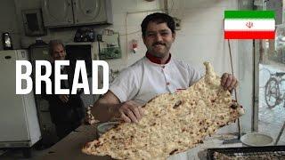 BREAD • Baked Fresh Daily • Isfahan • IRAN