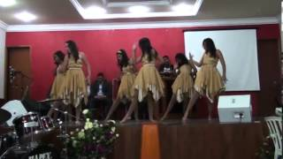 Aceito o Teu Chamado (Bruna Karla) - Ministério de Coreografia Passos da Adoração