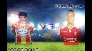 Hamza Lahmar VS Saâd B'guir • Mr. Freekickerz • حمزة لحمر VS سعد بڨير • أساتذة الركلات الحرة