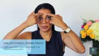 UnBlock Marma Points- Ageless Face