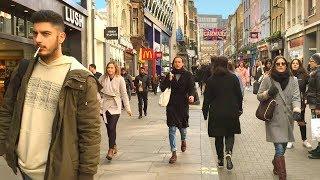 LONDON WALK | Oxford Street to Carnaby Street | England