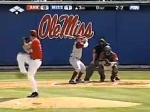 Baseball Player Fakes Hit Ejected From Game Foolass.COM