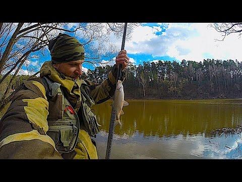 весенняя рыбалка в карелии видео