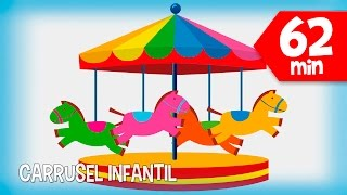 Música para hacer dormir bebés profundamente - Canción de Cuna para bebes - Carrusel infantil