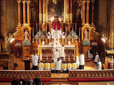 Traditional Catholic Latin Mass of the Angels