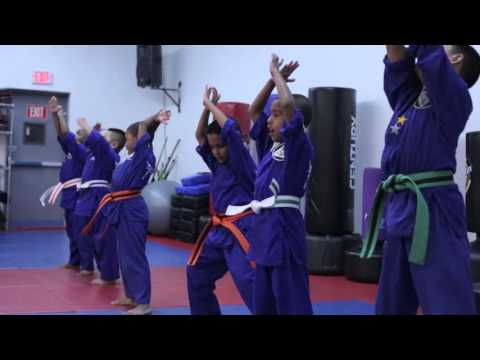Dynamic Martial Arts Promotional Video