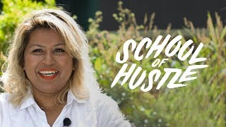 Sufia Hossain Discusses Starting a Business on School of Hustle Ep 2 - GoDaddy ​