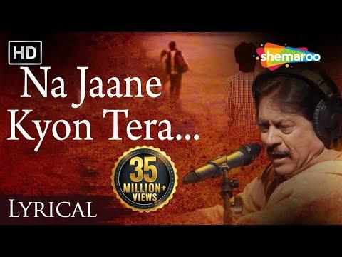 Xxx Mp4 Na Jaane Kyon Tera Milkar Bichhadna By Attaullah Khan With Lyrics Popular Sad Song 3gp Sex