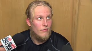 Laine concerned with protecting leads but pleased with teams effort
