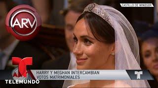 Al Rojo Vivo Especial: Boda Real del Príncipe Harry y Meghan Markle | Al Rojo Vivo | Telemundo