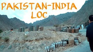 Went To INDIA-PAKISTAN LOC On KTM Bikes ?? KARGIL