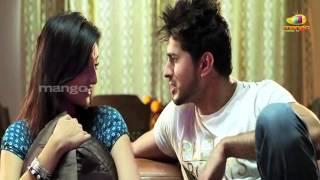 Nikitha and Aravind love scene - Its My Love Story Movie Scenes