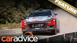 On-board interview with Hayden Paddon in the 2016 Hyundai i20 WRC | A CarAdvice Feature