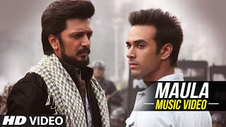 'Maula' VIDEO Song | Bangistan | Riteish Deshmukh, Pulkit Samrat | T-Series