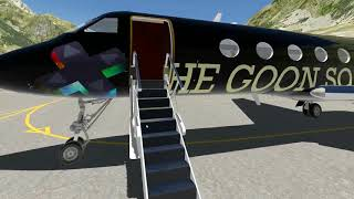 The Goon Squad - Private Jet