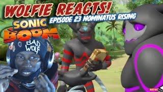 Wolfie Reacts: Sonic Boom Season 2 Episode 23