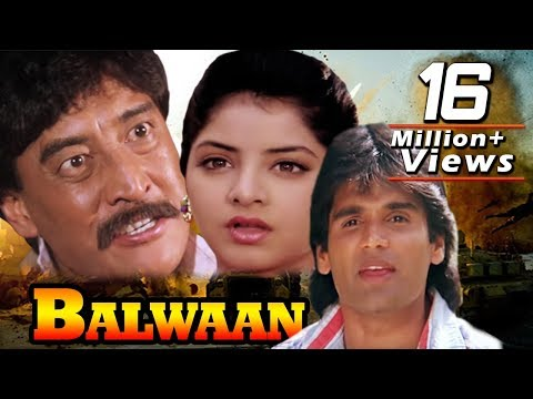 Xxx Mp4 Hindi Action Movie Balwaan Showreel Sunil Shetty Divya Bharti Danny Denzongpa 3gp Sex