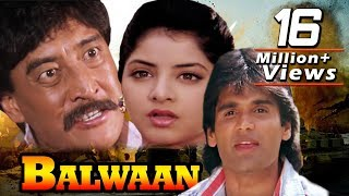 Balwaan Movie in 30 Minutes | Sunil Shetty | Divya Bharti | Hindi Action Movie