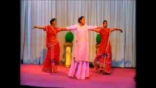 Yeshu ke darbaar-Shekinah Dansers- Shekinah Ministries Suriname