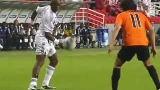 Mazembe 1 x 0 Pachuca Mundial de Clubes 2010 Abu Dhabi