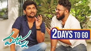 Majnu Movie 2 Days To Go Countdown Video || #majnu || Nani || Anu Emmanuel || Priya Shri