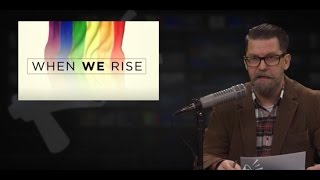 """When We Rise"" a dumb leftist dystopian fantasy"
