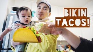 Vlog #104 | BELANJA & BIKIN TACOS! 🌮