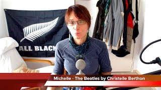 Michelle -The Beatles by Christelle Berthon