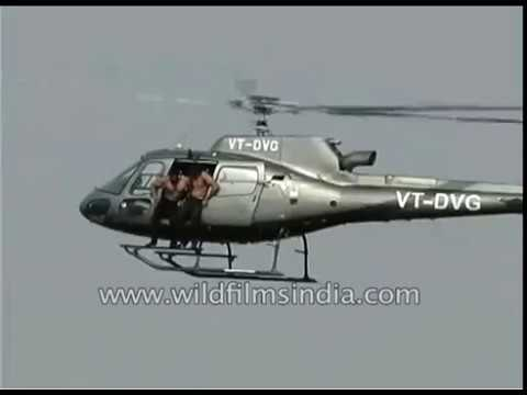Xxx Mp4 Film Stuntmen Jump Off Helicopter And Drown In Lake In Karnataka India 3gp Sex