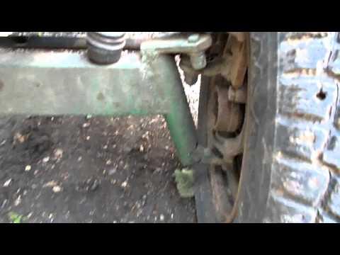 Самодельная передняя балка к мини трактору - VidoEmo - Emotional Video Unity