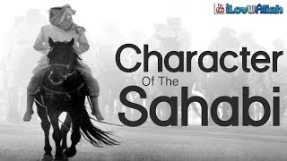 Character Of The Sahabi ᴴᴰ | Shaykh Zahir Mahmood