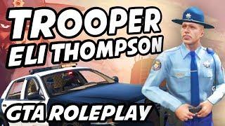 Trooper Eli Thompson Best Clips | Ep. 1/2  | GTA Roleplay ft. Bayo, Shaggy, Dante, Avon, Ella