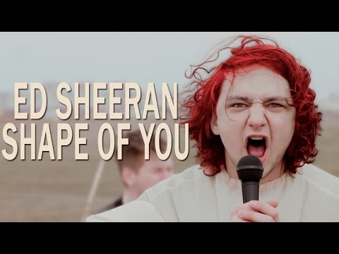 Ed Sheeran Shape Of You Rock Cover By Royalfame