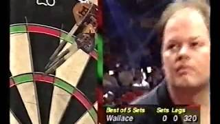 van Barneveld vs Wallace Darts World Championship 1999 Round 2