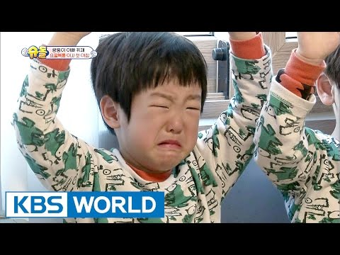 The Return of Superman | 슈퍼맨이 돌아왔다 - Ep.176 : The Hero of Daily Life [ENG/IND/2017.04.09]