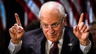 Dick Cheney Is Ready To Start A War With Russia